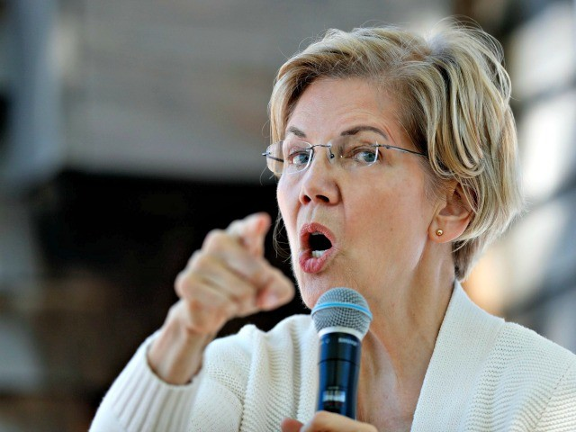 Elizabeth Warren: ICE Is 'Cruel' to Deport India's College Graduate Illegals