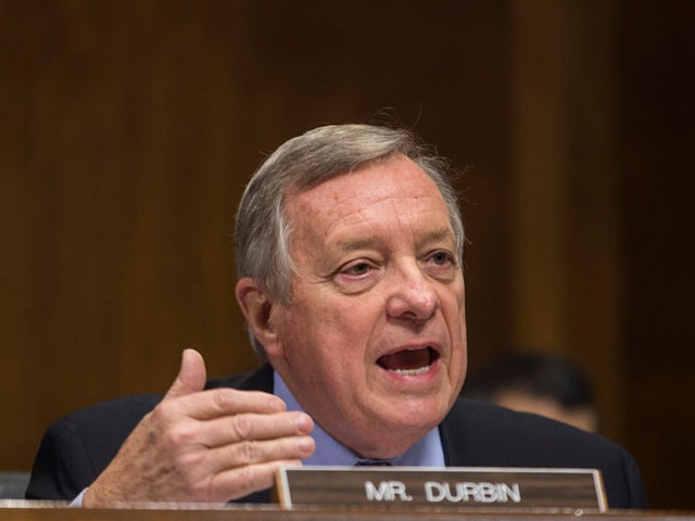 Sen. Dick Durbin: American Families Must 'Accommodate the World's Ambition' to Be Part of America