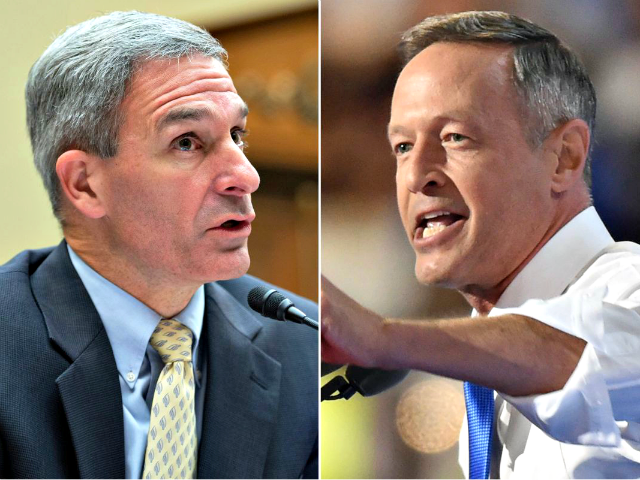 DHS Ken Cuccinelli: Former Maryland Governor Was 'Screaming and Cussing' in Barroom Tirade