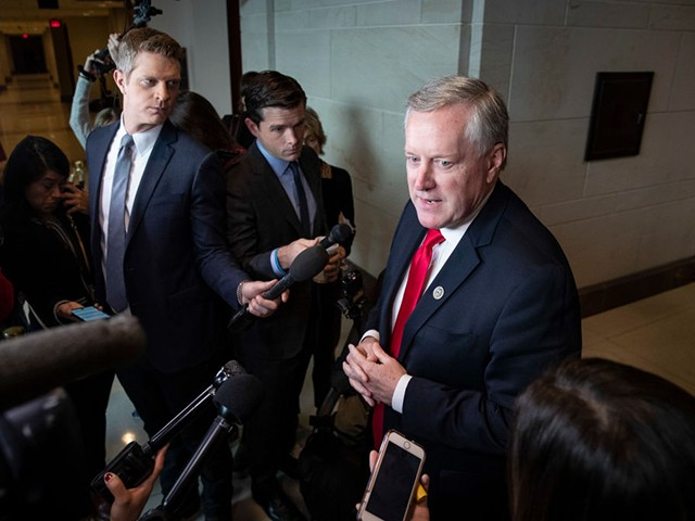 Mark Meadows: Top State Official 'Makes Compelling Case' Against Quid pro Quo Claim During Deposition