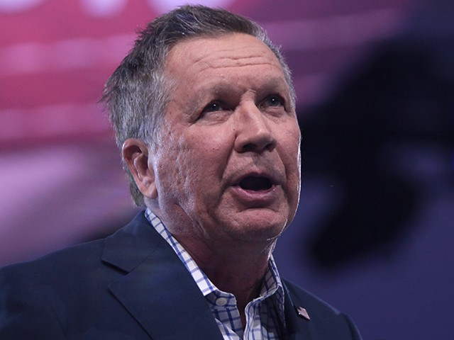 John Kasich on Impeachment: 'Sad' Party Loyalty Means More Than Anything Else