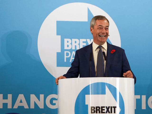 70 Per Cent of Tory Voters, 80 Per Cent of Brexit Party Supporters Back a Leave Alliance