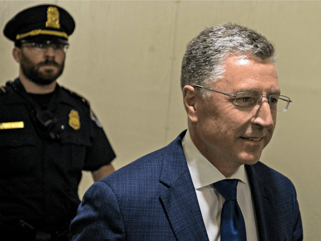 Volker Denies Quid Pro Quo in Testimony Transcripts: 'No Leverage Implied'