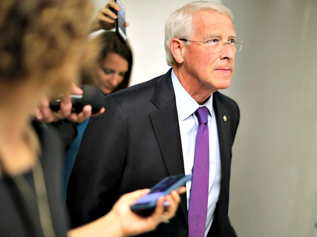 GOP Sen. Wicker on Impeachment: 'Democrats Had a Bad Week Last Week'
