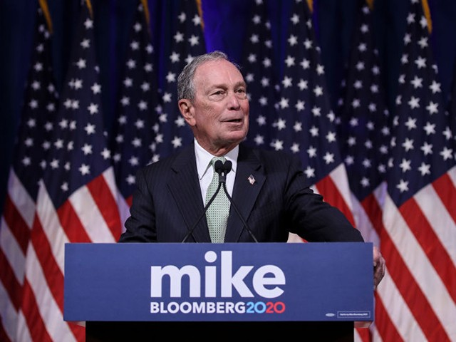 CNN Poll: Michael Bloomberg Enters Presidential Race with Three Percent