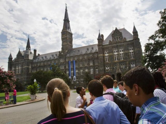 Georgetown Establishes $400K Slavery Reparations Fund