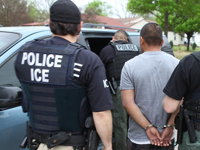 Sanctuary California Gives Mexican Gang Member to ICE for Deportation