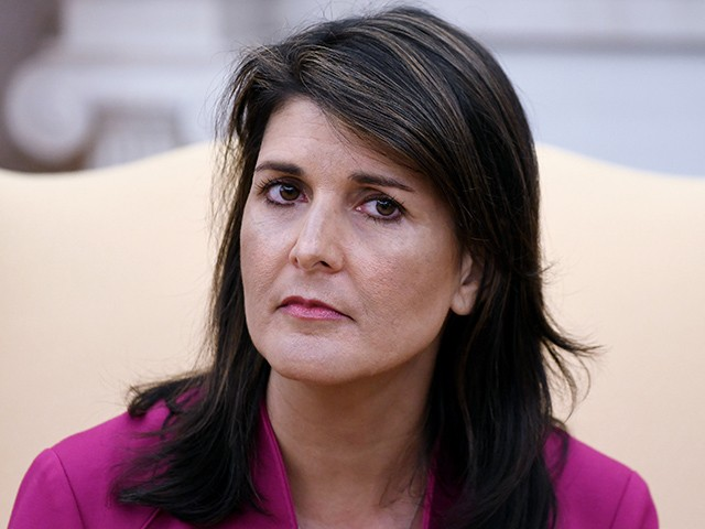 Nikki Haley: God Placed Trump in Power for 'Lessons' and 'Change'