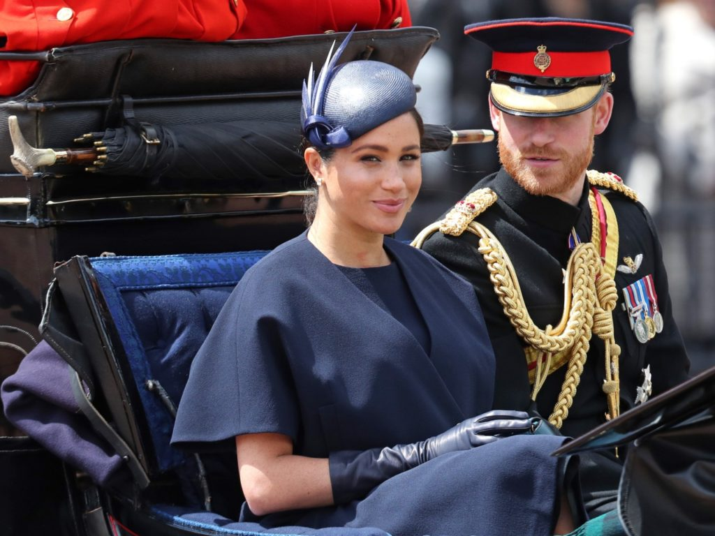 California, Here they Come: Prince Harry and Meghan Markle Begin Extended Break from Royal Duties