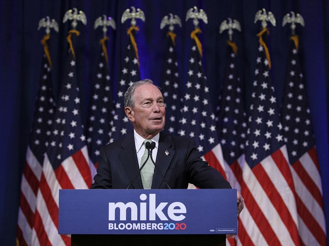Michael Bloomberg: Government Should Import 'an Awful Lot More' Immigrants