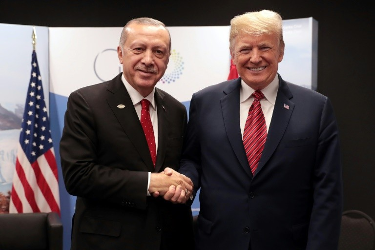 Donald Trump Confirms Turkish President Erdogan Will Visit the White House