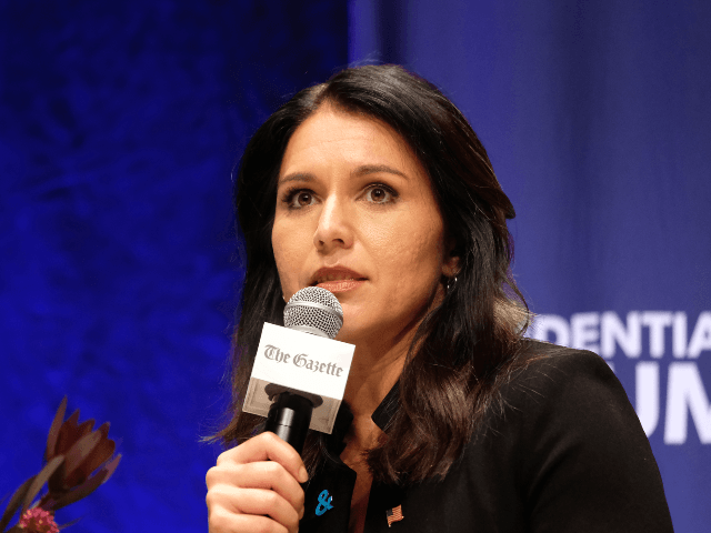 Exclusive: Tulsi Gabbard - Hillary Clinton Foreign Policy Establishment Smears Dissenting Voices
