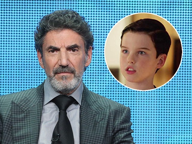 Young Sheldon' Creator Chuck Lorre Posts Impeachment Message in Show's Credits