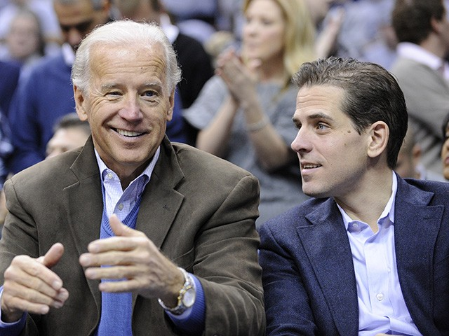 Report: Burisma-Hired Firm Tried to 'Leverage' Ties to Hunter Biden to Get U.S. Government Meetings