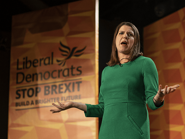 Lib Dems Reportedly Back Down on 'Stop Brexit' Campaign Amidst Drop in Polls