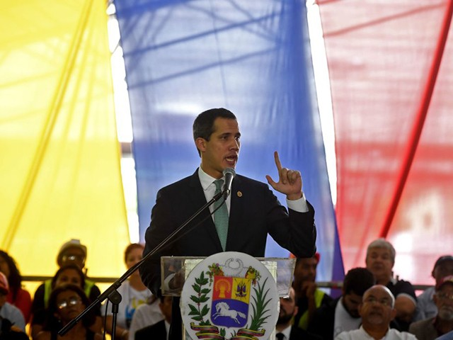 After Years of Protest, Juan Guaido Urges Venezuelans to Put in 'More Effort'