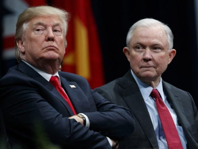 Donald Trump Says He Will Not Campaign Against Jeff Sessions: 'I'll See How It All Goes'