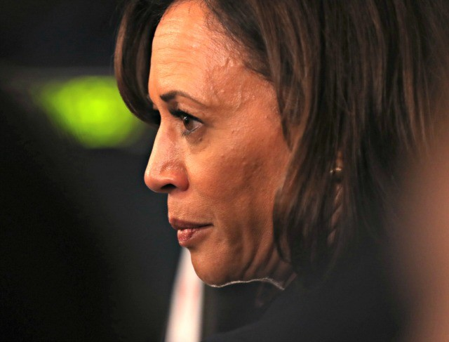 Kamala Calls for Fighting the 'Powerful Forces' That 'Get Americans to Turn on Each Other'