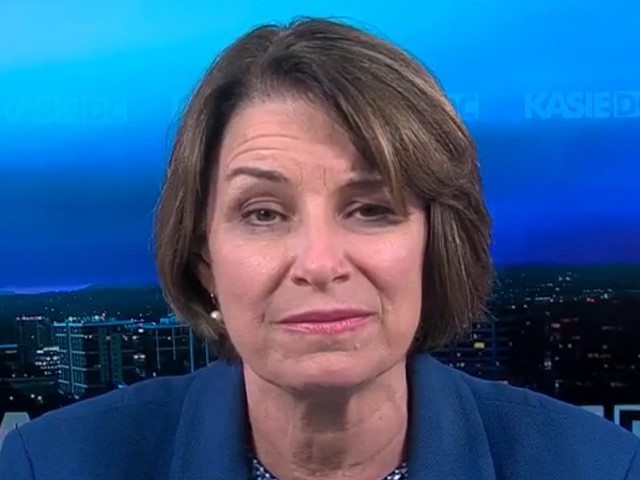 Klobuchar: Subpoenaing the 'Whistleblower' 'Would Be a Serious, Serious Mistake'