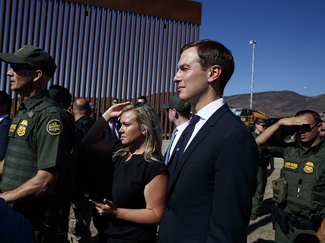 Washington Post: Jared Kushner Manages Border Wall Construction