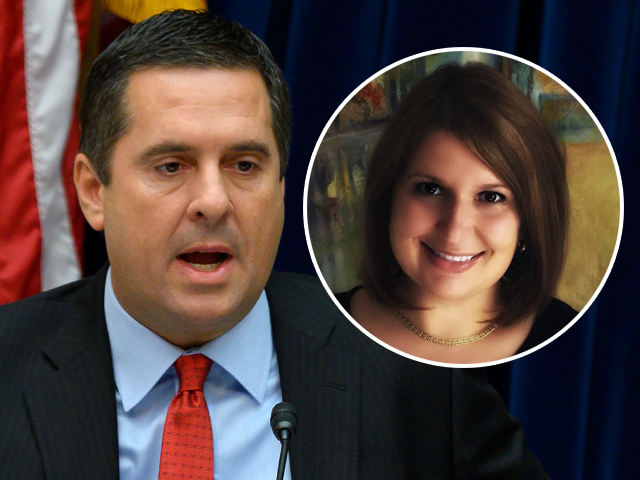 Devin Nunes: Democrats Redacted Name of DNC Operative Alexandra Chalupa in Impeachment Transcripts