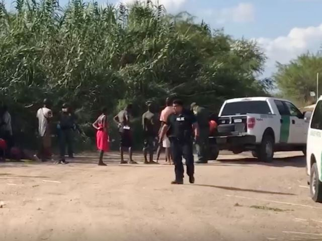 Migrants from 30 Nations Apprehended in One Texas Border Sector Since September 30