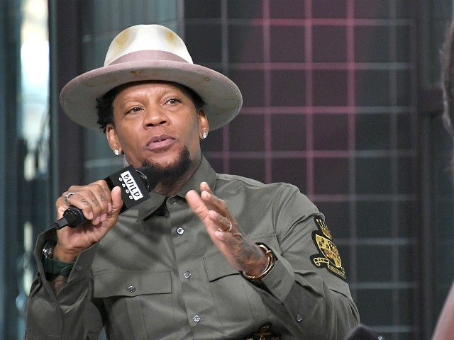 D.L. Hughley: Melania Trump Deserved Boos Because of 'Cowardly' Husband