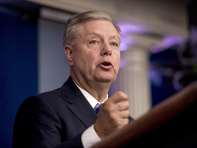 Lindsey Graham: Impeachment Probe 'Invalid,' 'a Complete Joke' Without 'Whistleblower,' Hunter Biden Testimony