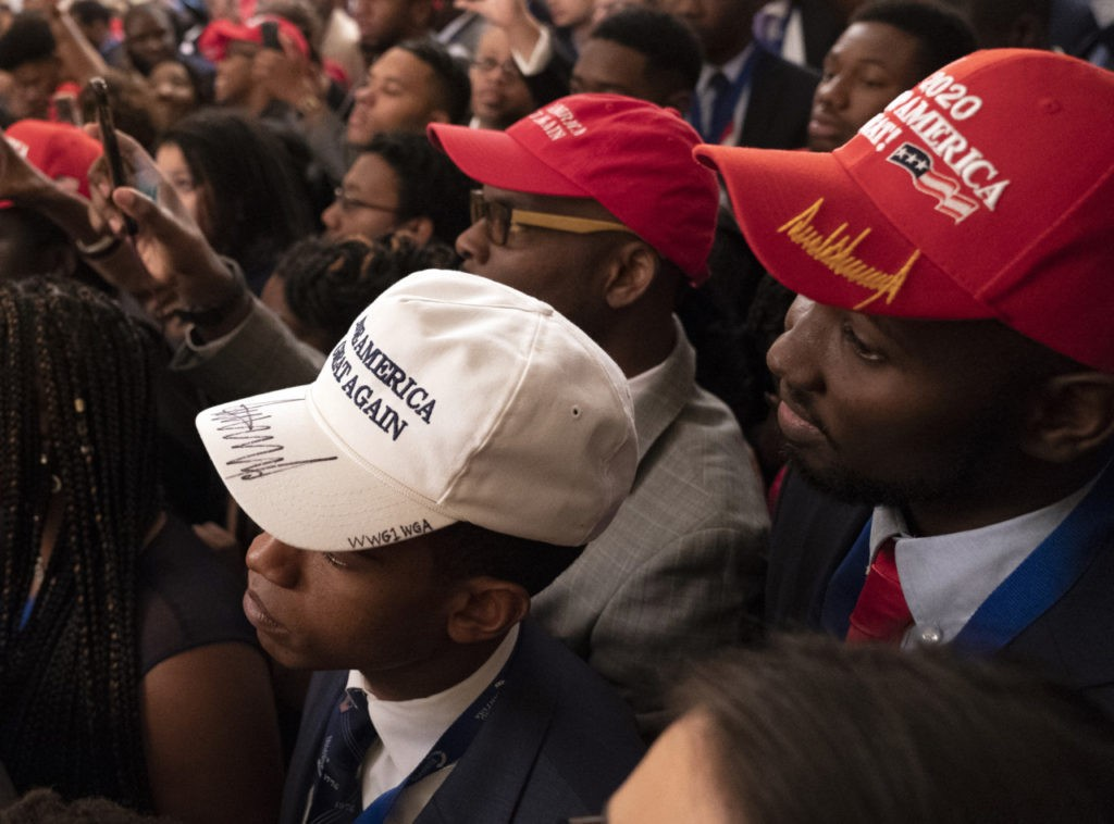 Democrats' Worst Nightmare: Polls Show 34 Percent of Black Likely Voters Approve of Donald Trump