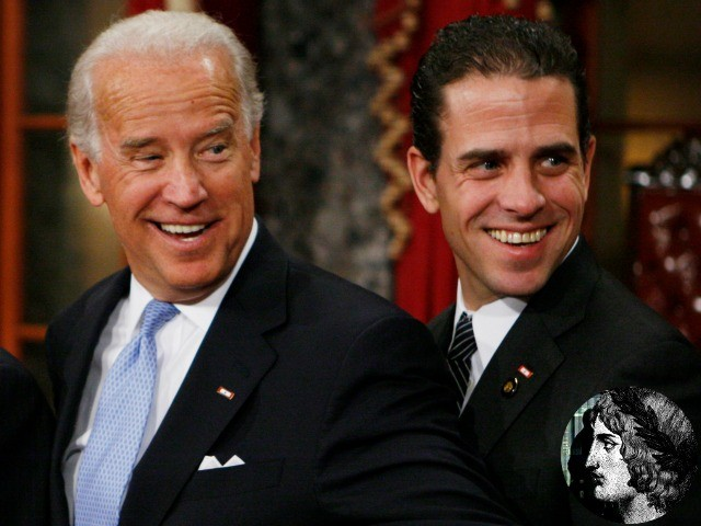Joe Biden Claims He Was Not Aware of Son's Service on Burisma's Board