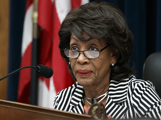 Maxine Waters: Ben Carson Lacks the 'Intelligence' to Be HUD Secretary