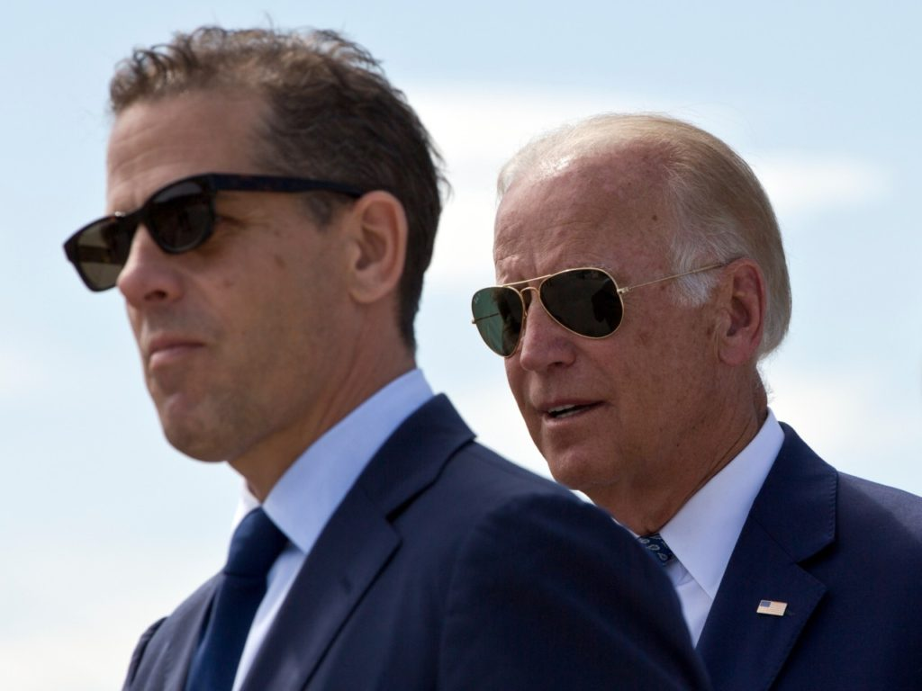 Senate Probing if Burisma Leveraged Hunter Biden Ties for Access to State Department