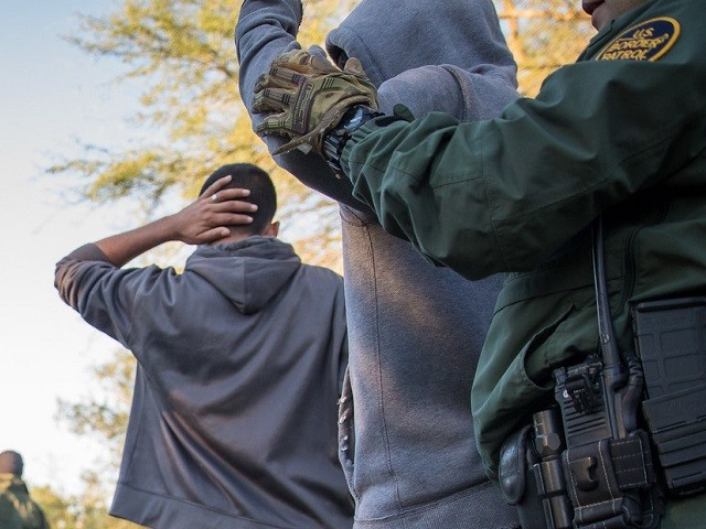 Killers, Other Felons Arrested Sneaking Across Southwest Border
