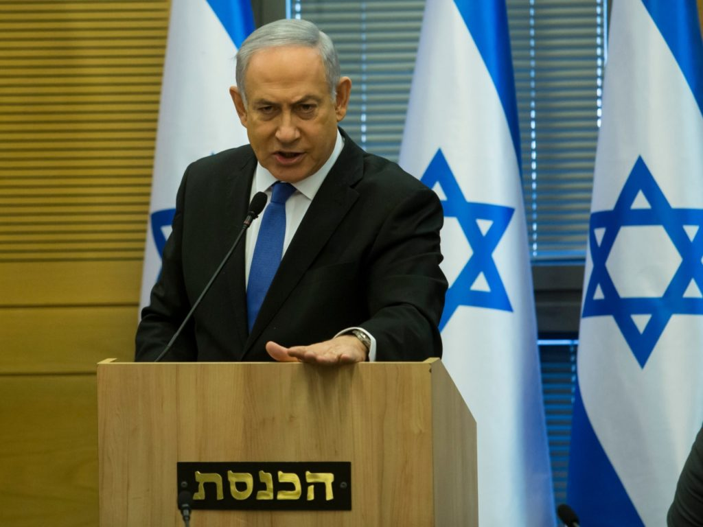 Stand Your Ground, Bibi: Mark Levin Urges Benjamin Netanyahu to Fight All Charges