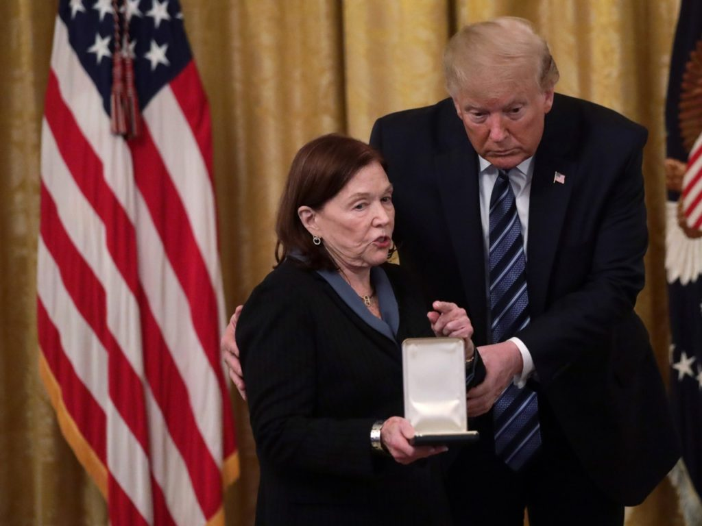 Donald Trump Honors 9/11 Hero Richard Rescorla with Presidential Citizens Medal