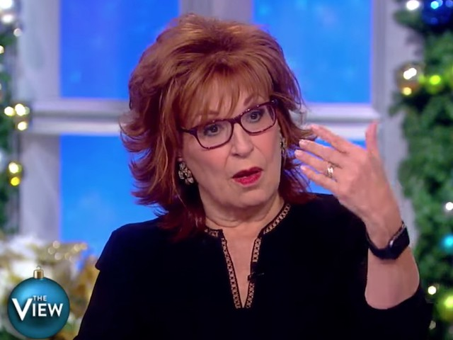 Joy Behar: GOP Cares About Barron Trump But Not The 70,000 Children Being Held at the Border