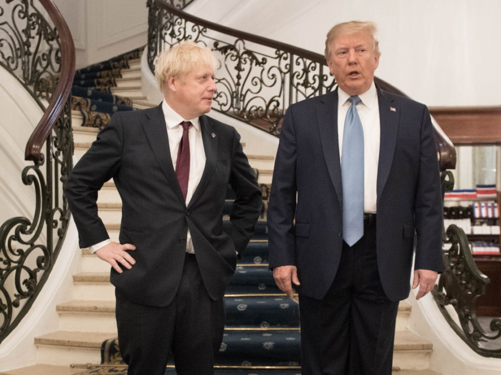 'He Will Obviously Appear Neutral' – Boris, Farage Play Down Endorsements Ahead of Trump Visit