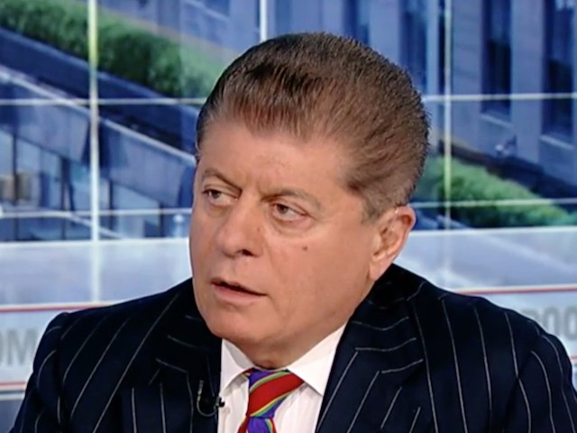 FNC's Napolitano: I Would Vote for Impeachment If I Were in Congress