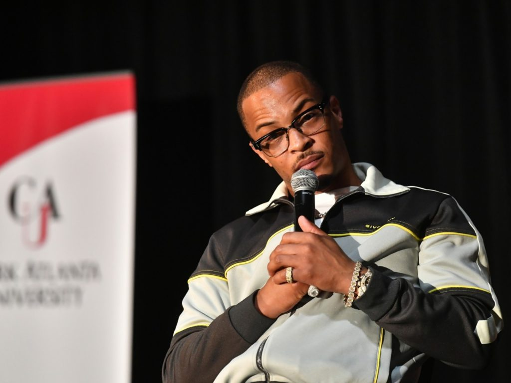 Rapper T.I.'s Remarks Lead New York Legislators to Plan Prohibition of 'Virginity Tests'