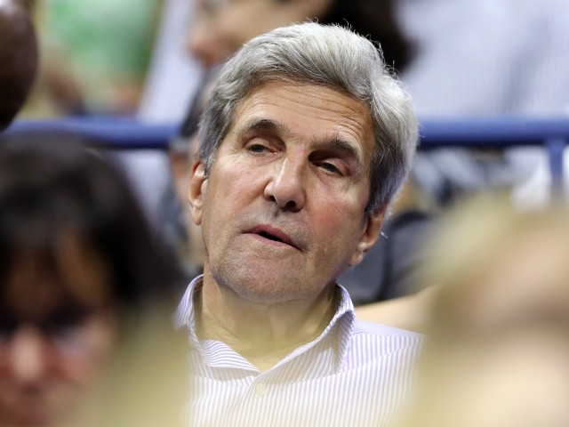 John Kerry: We Have Got To Treat Climate Change 'Like a War'
