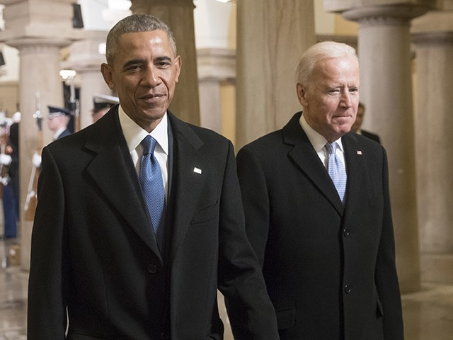Joe Biden Suggests He Turned Out as Many Black Voters as Obama in 2008, 2012