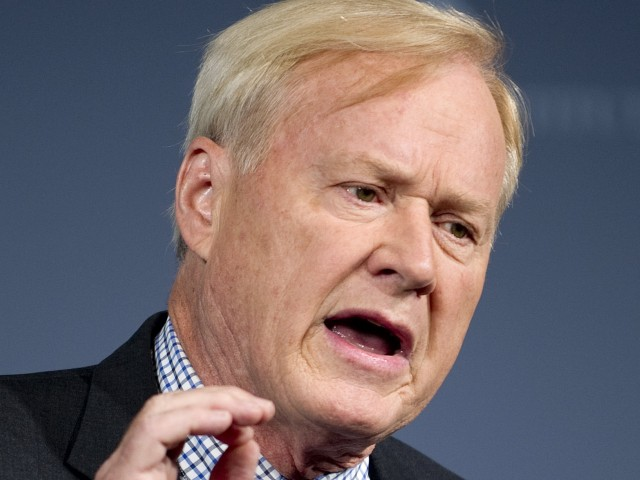 MSNBC's Matthews: World Leaders Hoisted 'Joke' Trump on His Own Petard