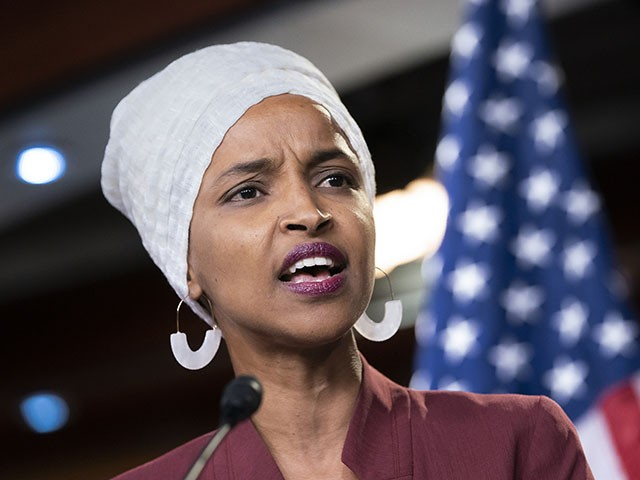 Ilhan Omar: Impeaching Trump on Ukraine Is Like Getting Al Capone on Tax Evasion