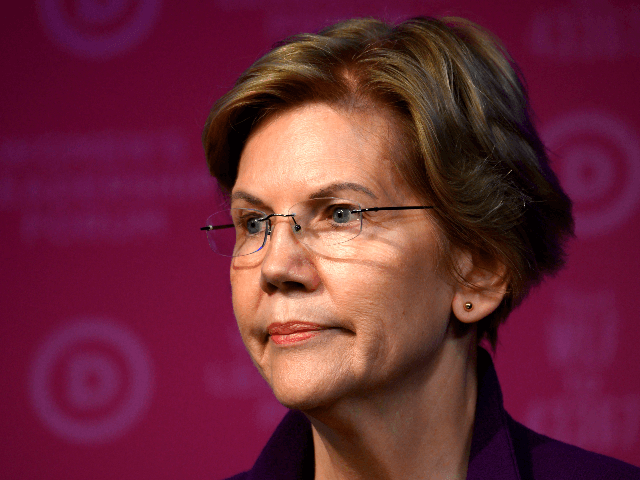 Elizabeth Warren: 'Trump Embarrasses America on the World Stage'
