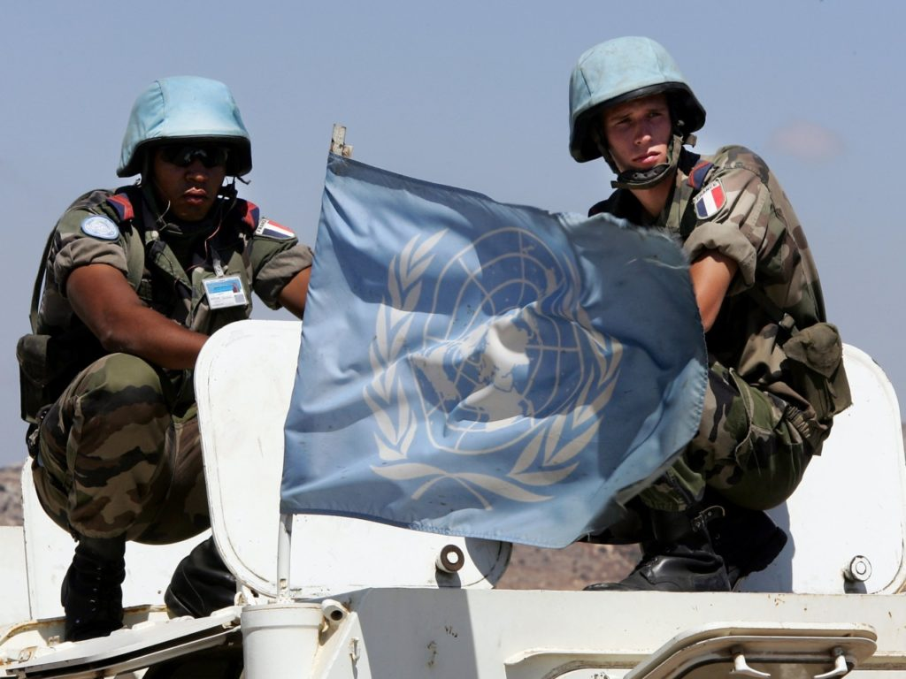 Danish Academic: U.N. Might Use Military to Enforce Climate Agenda