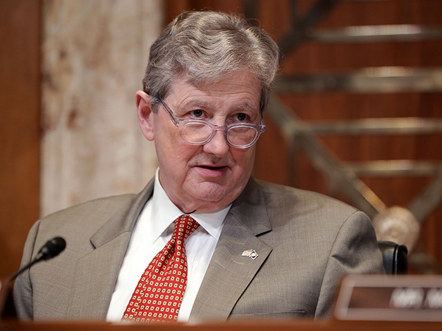 GOP Sen. Kennedy: Impeachment Probe 'as Rigged as a Carnival Ring Toss'