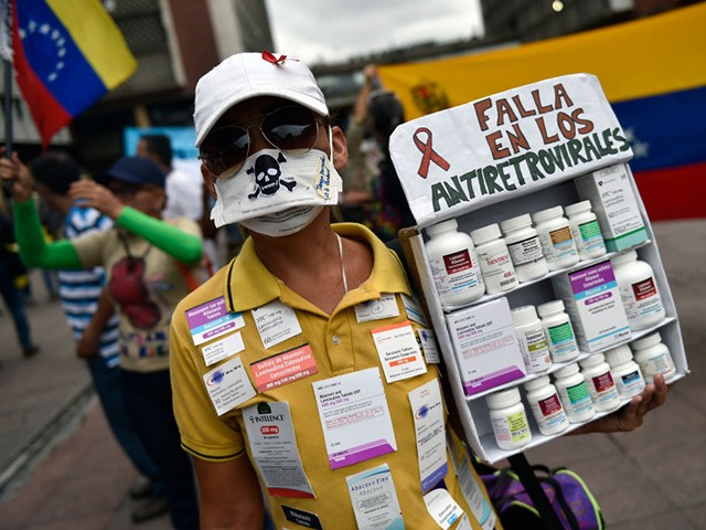 Over 70,000 Venezuelans with HIV Have Little to No Access to Treatment