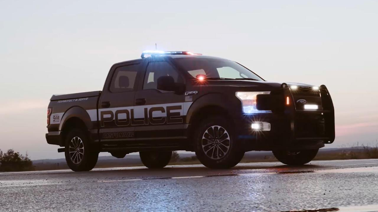 2018 Michigan State Police Vehicle Testing >> New Pursuit Rated Ford F 150 Police Pickup Is Ready To | Autos Post
