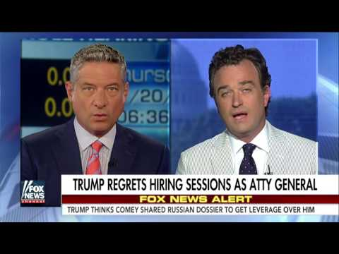 Hurt: Trump hijacked the news cycle with Sessions remarks