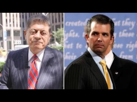 Napolitano: Trump Jr's meeting and the trouble it caused
